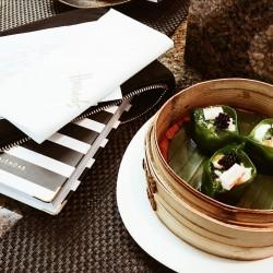 Love yummy dumplings  harrods london