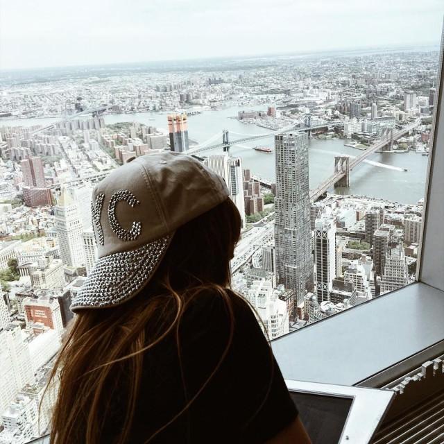 Amazing view oneworldobservatory nyc