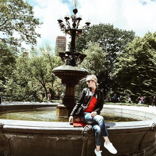 Wspomnienia kto pamita t fontann z Central Parku? Kto lubihellip
