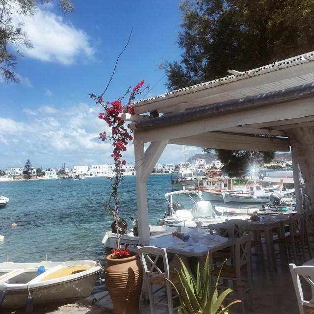 Dzie dobry soneczko i boskie widoki  milos wyspa wakacjehellip